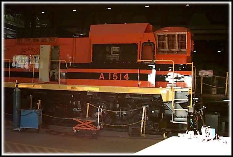 A1514 at Forrestfield November 2000