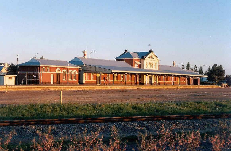 Geraldton Station
