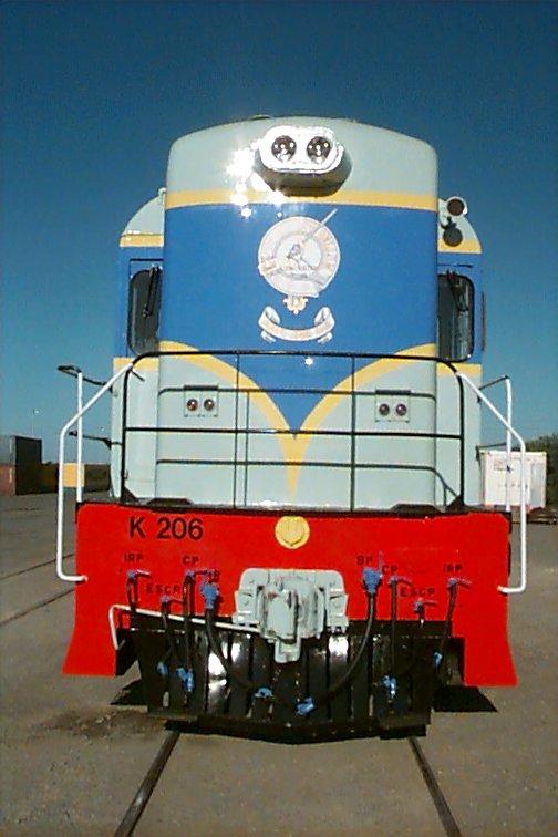 K206 at Kewdale 20 January 2001