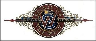 The new Midland Railway Co. logo