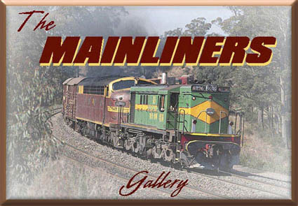 The Mainliners Gallery