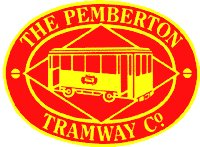 The Pemberton Tramway Co. -  home of ex W.A.G.R steam loco V1213