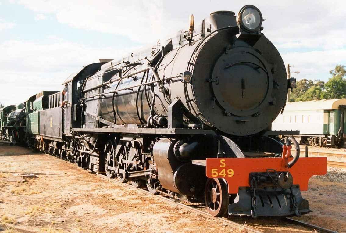S549 at Pinjarra -  1999