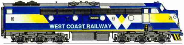 West Coast Railway